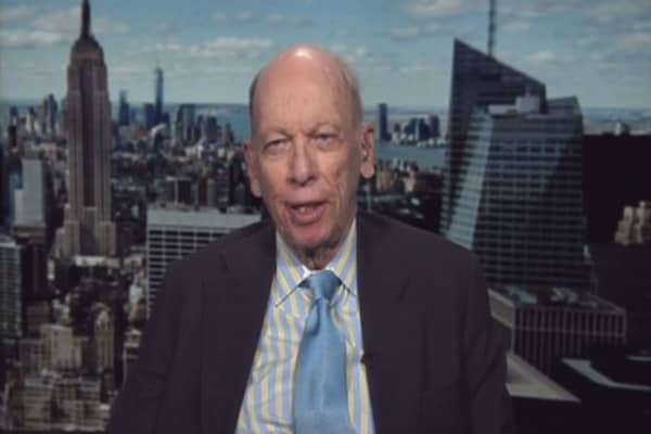 Wall Street legend Byron Wien finds something about this market to be 'disturbing'