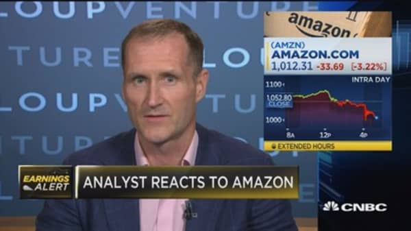 Gene Munster says to buy the dip on Amazon
