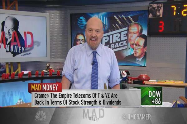 2 storied telecom empires strike back