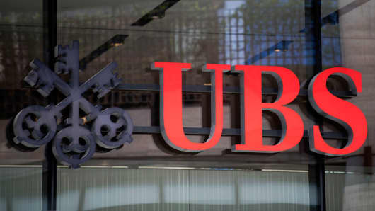 Swiss Bank UBS Reports 14 Percent Growth in 3Q Net Profit