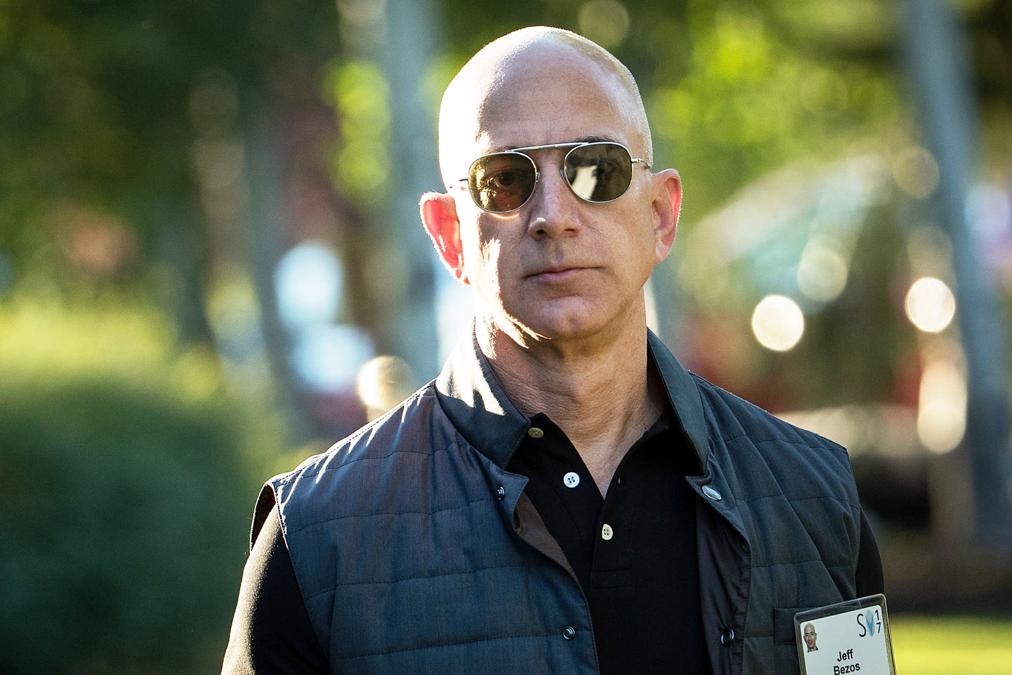 Why Jeff Bezos And Bill Gates Both Do This Mundane Chore