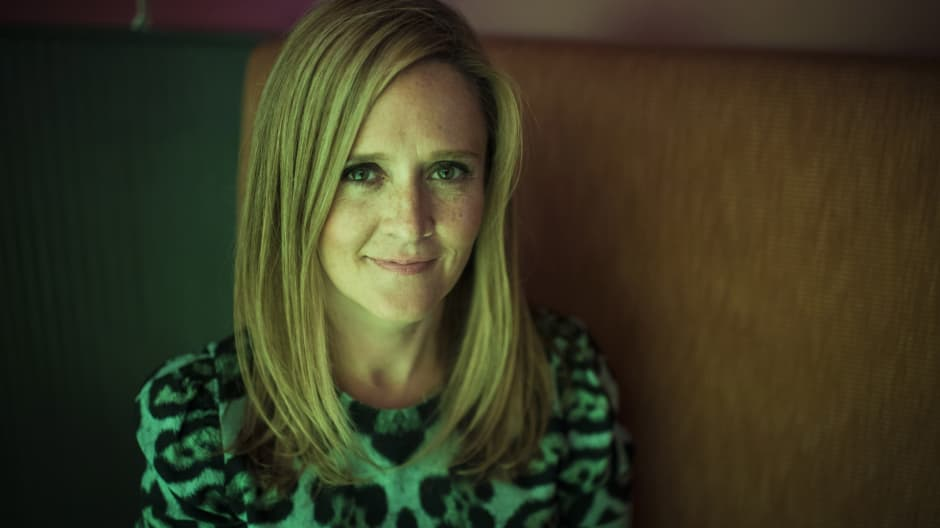 Samantha Bee shares the simple trick that helped her focus her career