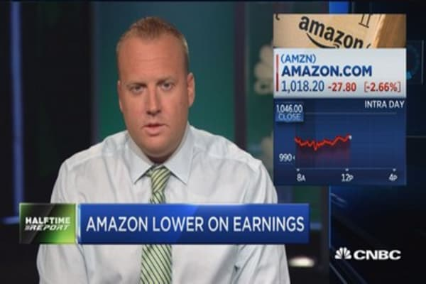 Amazon wants to spend the year making investments: Trader