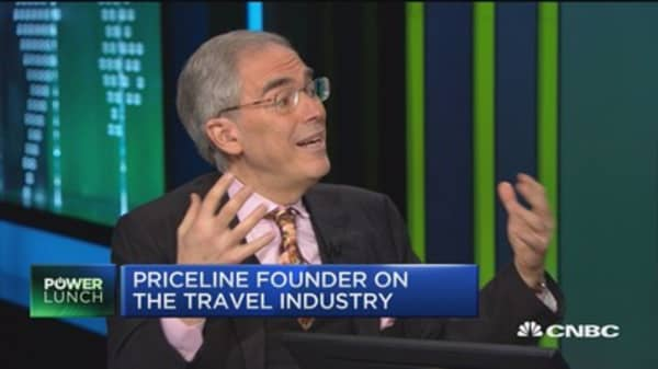 Priceline founder on the travel industry