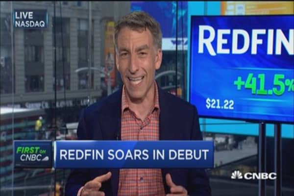 Redfin CEO Glenn Kelman: We're the Lyft or Uber of real estate