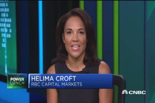 Oil market impacts of potential Venezuela sanctions: RBC Capital's Helima Croft