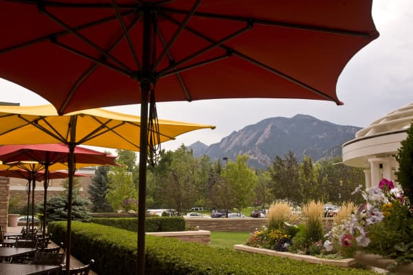 St. Julien hotel in Boulder