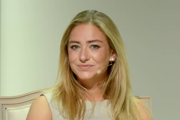 Whitney Wolfe, CEO of bumble