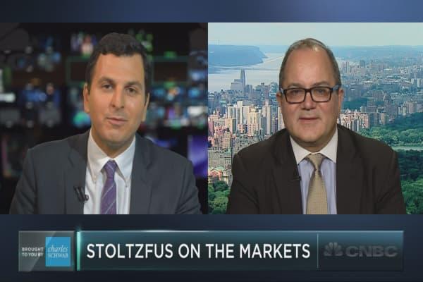 Oppenheimer strategist John Stoltzfus makes the bull case