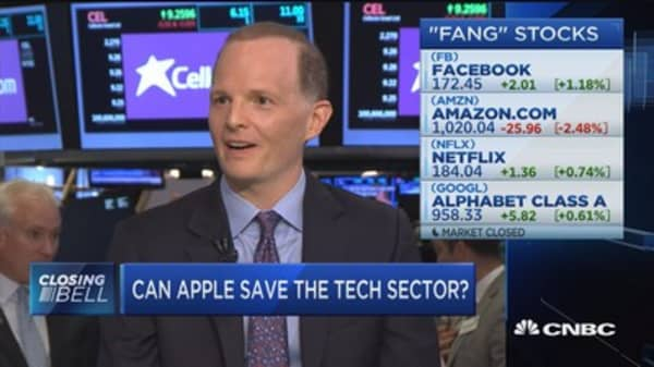 The power of Apple is the ecosystem: Newberger Berman's Daniel Flax