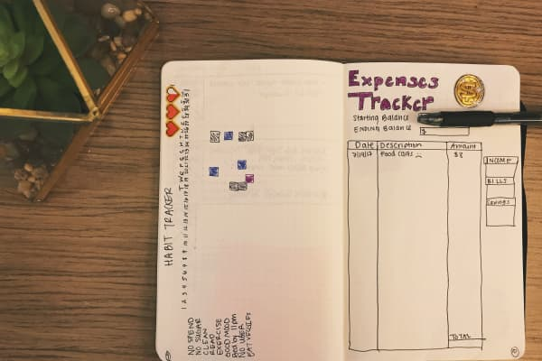 My habit and expenses tracker seemed like great ideas until I shunned them.