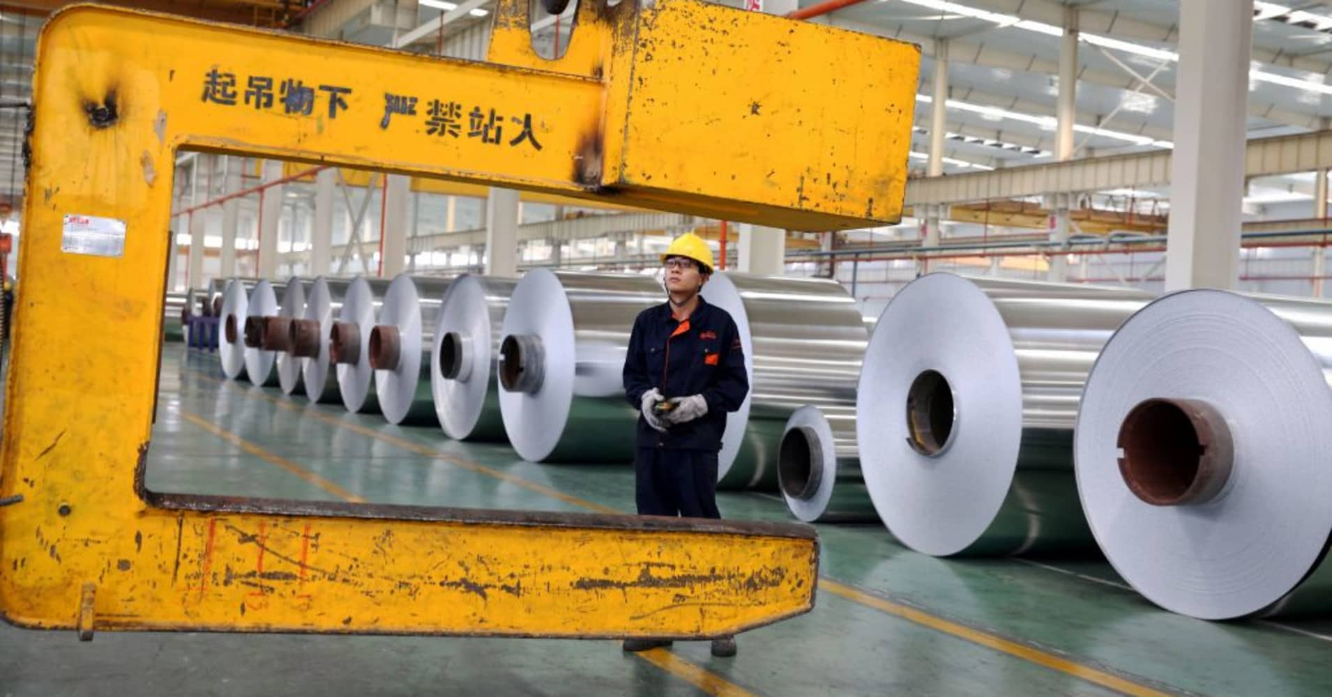 Live blog: China disappoints markets with weaker factory activity data
