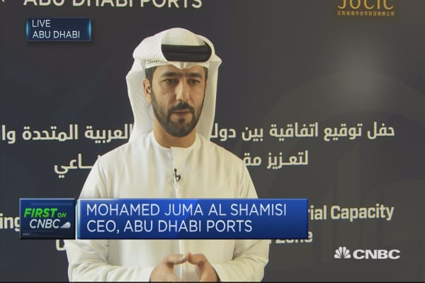 Why this is a big deal for Abu Dhabi ports