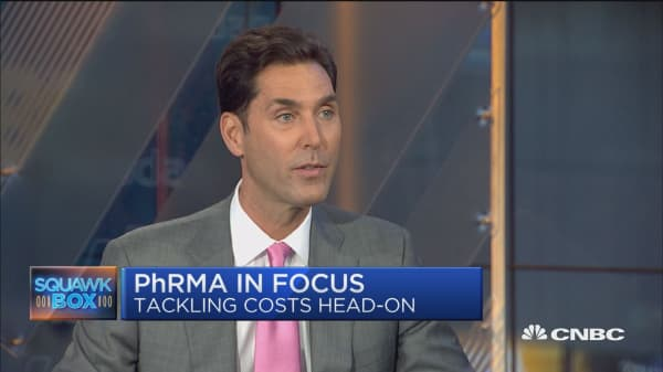 How to contain costs in 'golden era of medicine': PhRMA CEO