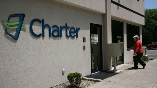 Charter Communications's office in Newtown, Connecticut