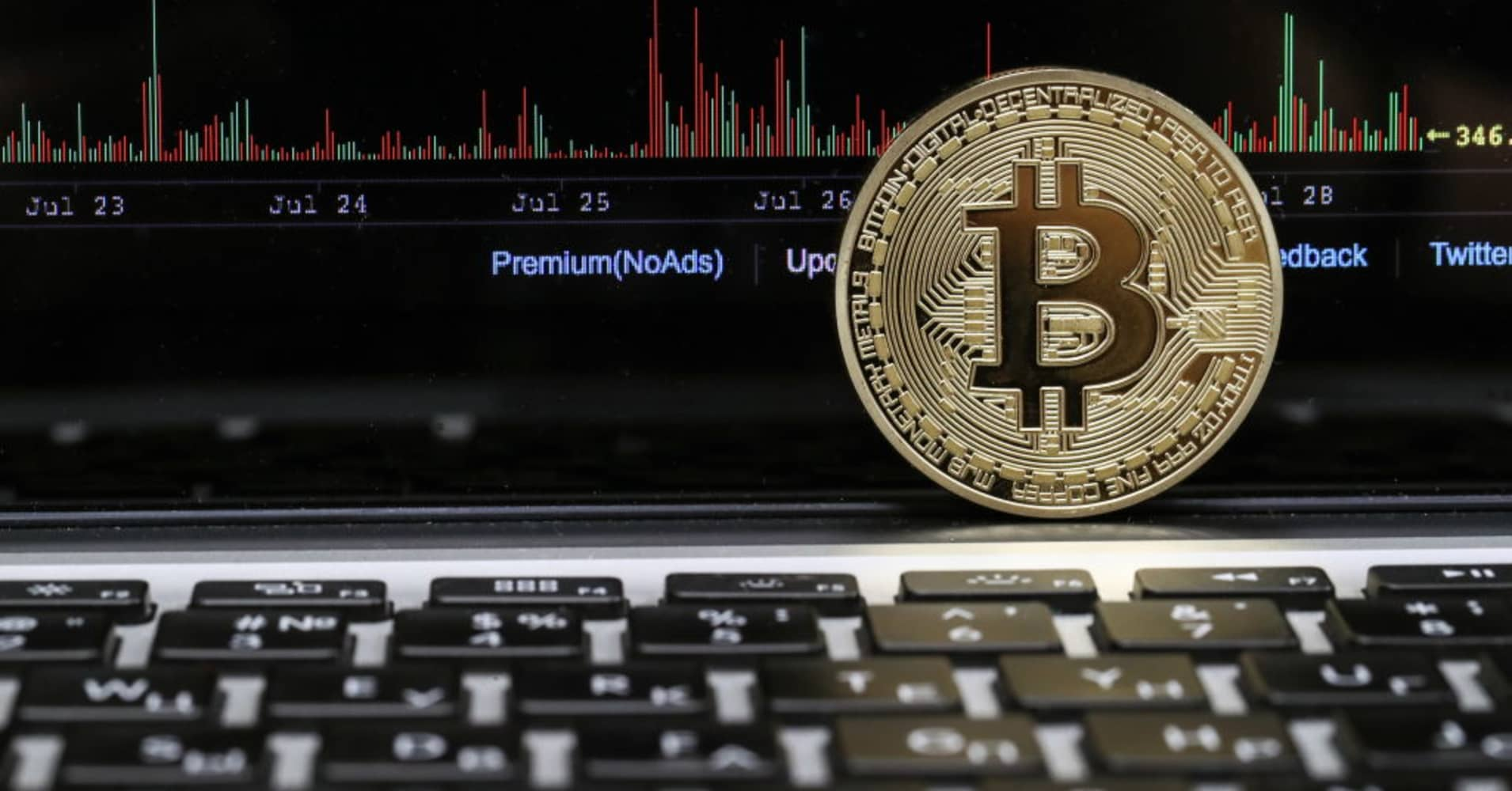 Bitcoin bounced back, but prices could fall again, venture capitalist says