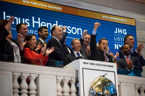 Janus Henderson Group PLC