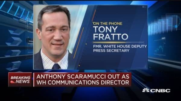 Former WH Deputy Press Secretary: Hard to know from the outside who's in charge at White House