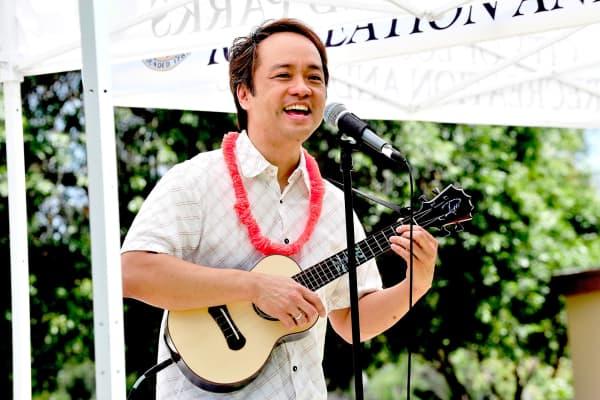Daniel Ho, musician