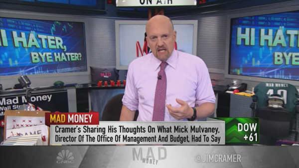 Cramer: Why I'm still positive on the bull market despite all the negative chatter