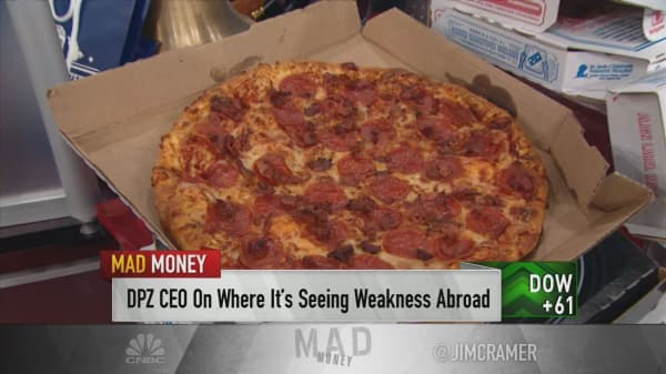 Domino's CEO explains 'fixable problems' in latest earnings report, touts domestic growth