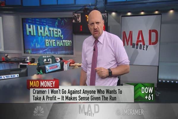 Why Cramer's still positive on the bull market