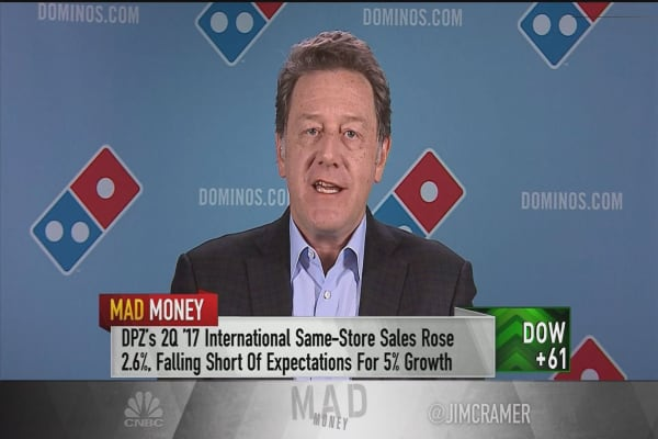Domino's CEO: 'Fixable problems' in latest earnings report