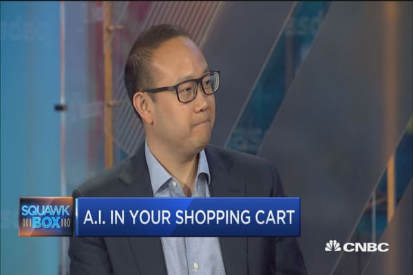 AI takes aim at Amazon: Boxed CEO