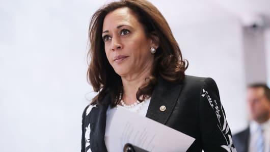 Sen. Kamala Harris (D-CA)