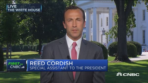 Reed Cordish: We have 'incredible confidence' to move forward on Trump's agenda