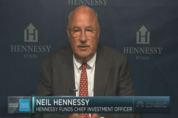 The full interview with Neil Hennessy
