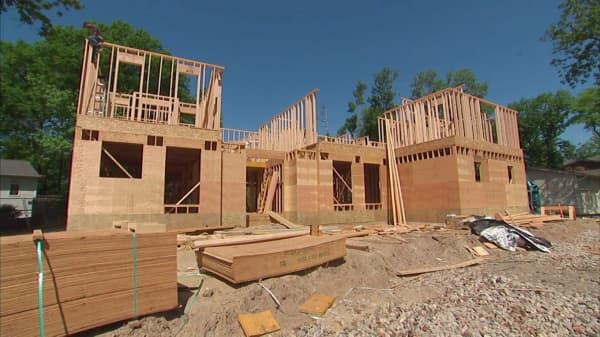 Market sends early warning sign about housing prices