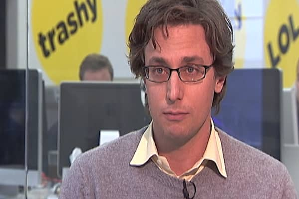 How Jonah Peretti went from being a school teacher to becoming the CEO of Buzzfeed