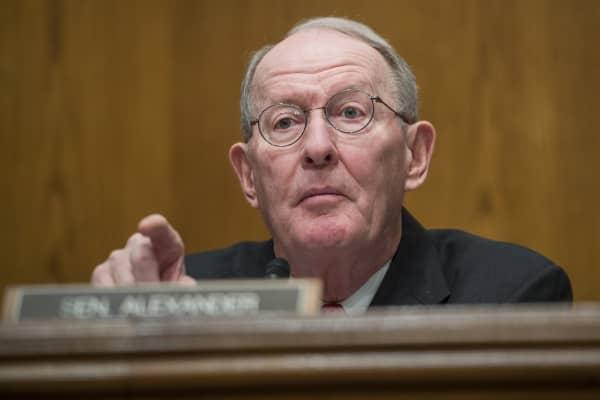 Chairman Lamar Alexander, R-Tenn.