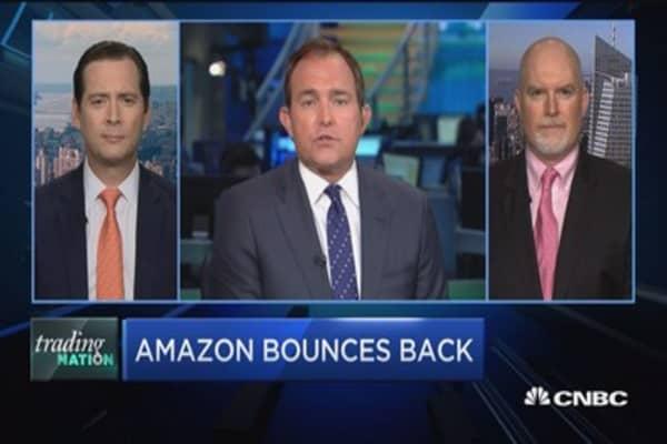 Trading Nation: Amazon bounces back