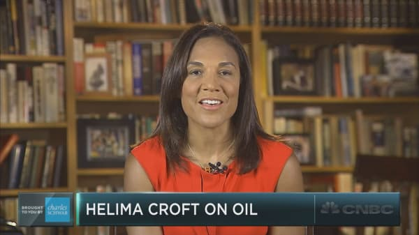 Helima Croft on what will drive crude oil