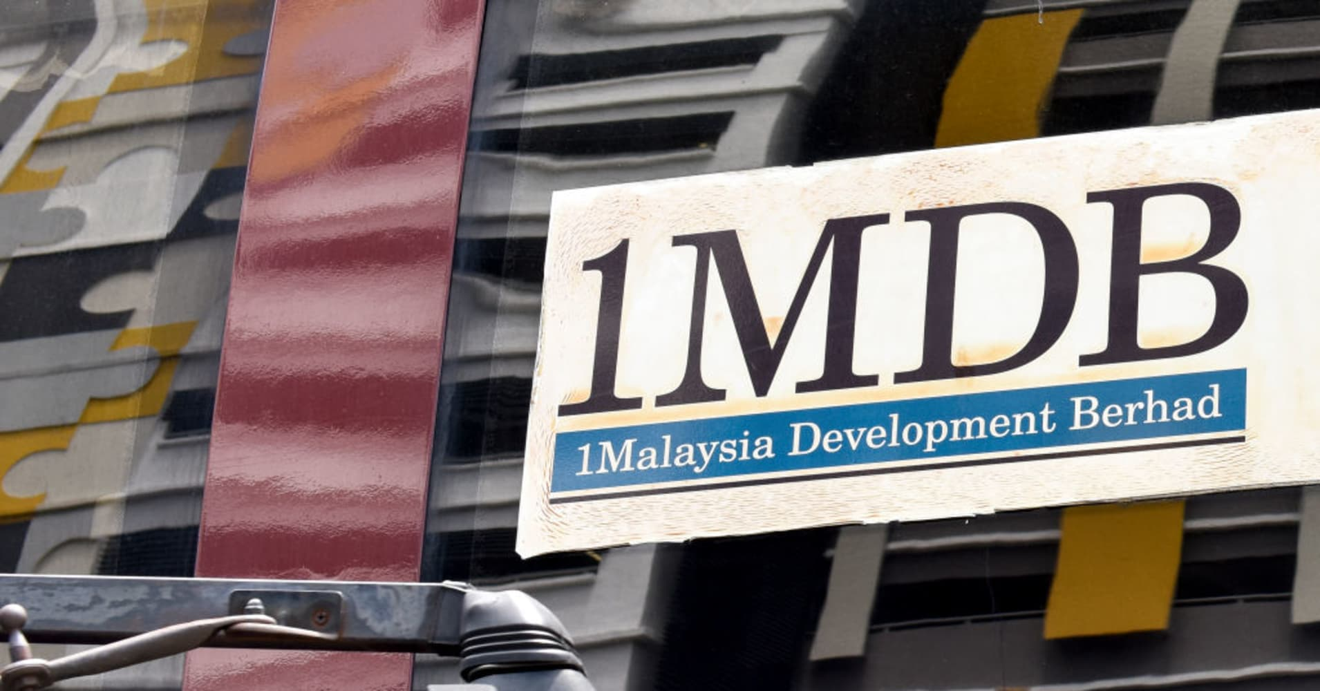 Goldman Sachs says it was lied to in 1MDB scandal that has plagued its stock