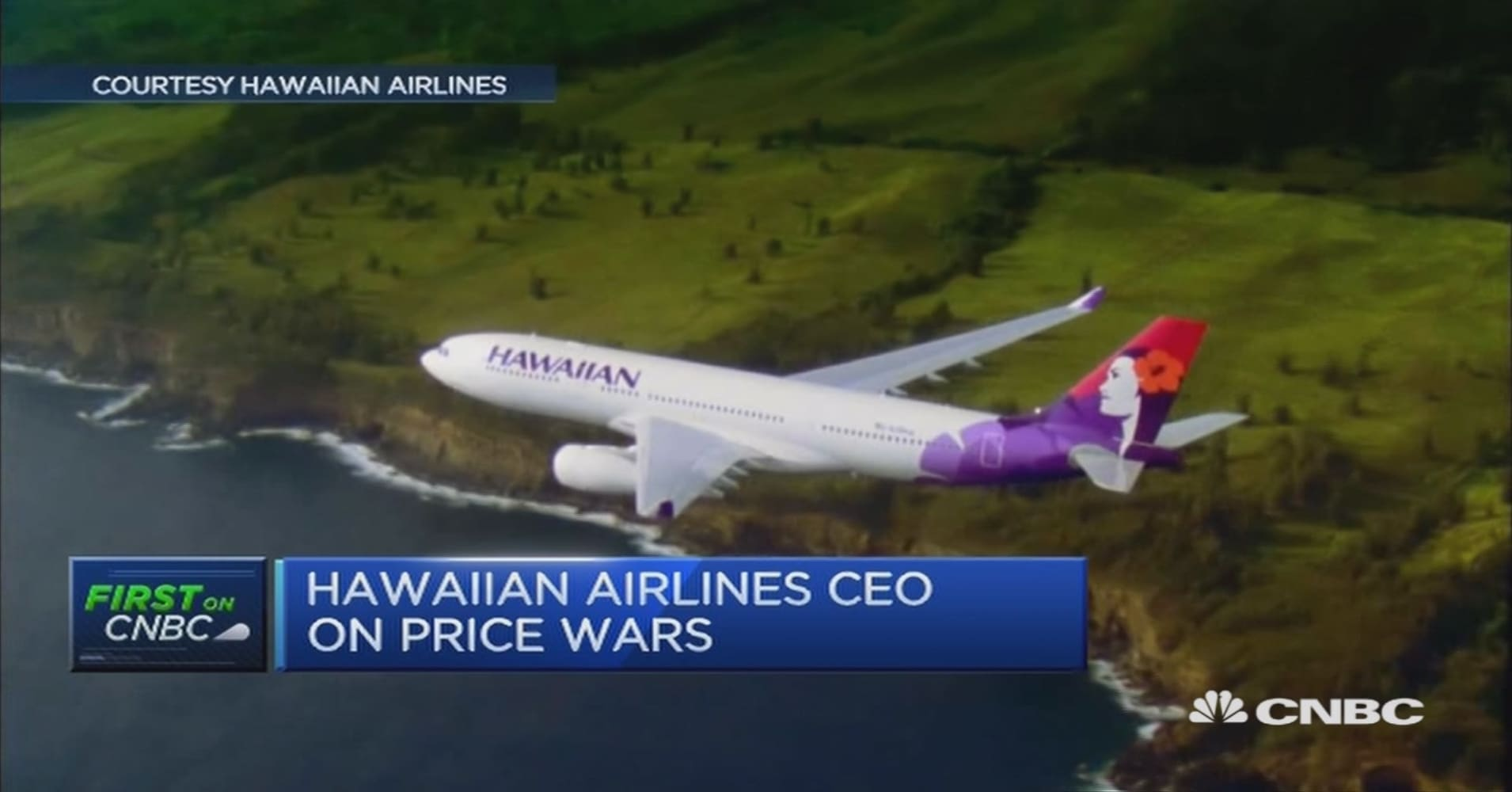 We're Going To Make Hawaii More Accessible To Sea: Hawaiian Airlines Ceo