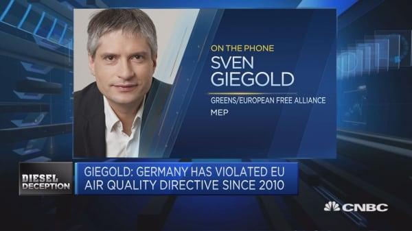 MEP: German government must push retrofitting of all cars