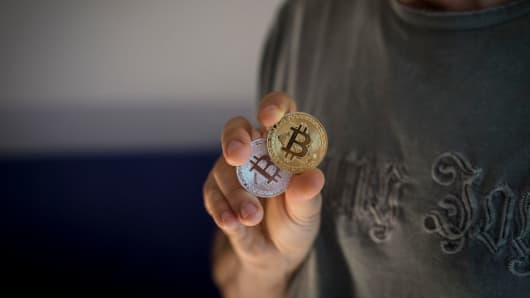 A split in the bitcoin community has created a new version of the cryptocurrency