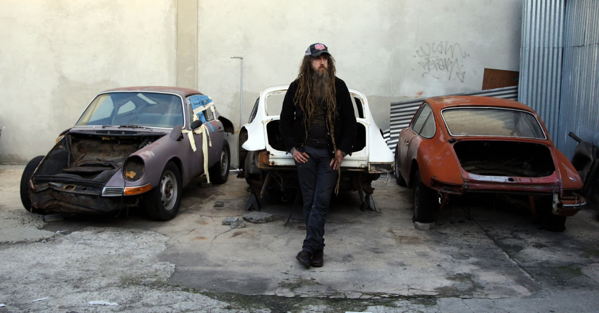 Magnus Walker S 25 Porsches Could Be Worth 7 5 Million