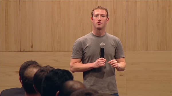 Facebook reportedly working on voice speaker and video chat device with laptop-sized screen