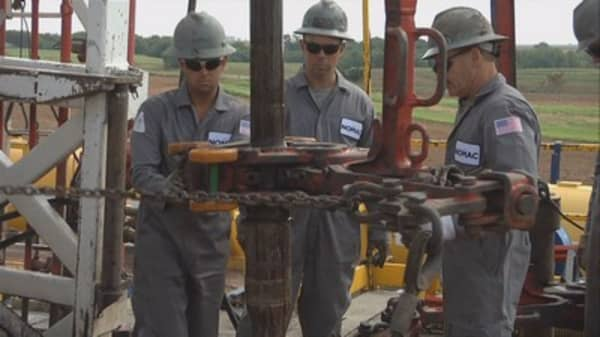Oil: OPEC vs. U.S. shale