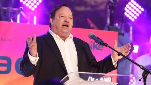 Viacom CEO Bob Bakish.