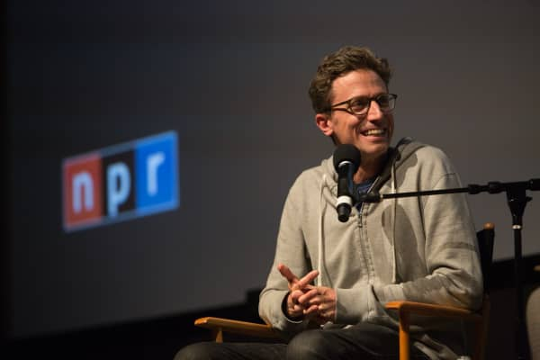 Jonah Peretti, founder and CEO of Buzzfeed; co-founder of the Huffington Post