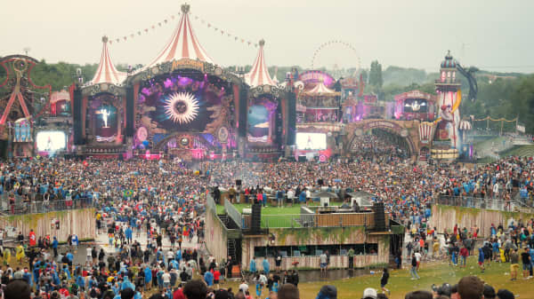 How Tomorrowland is creating a premium festival experience