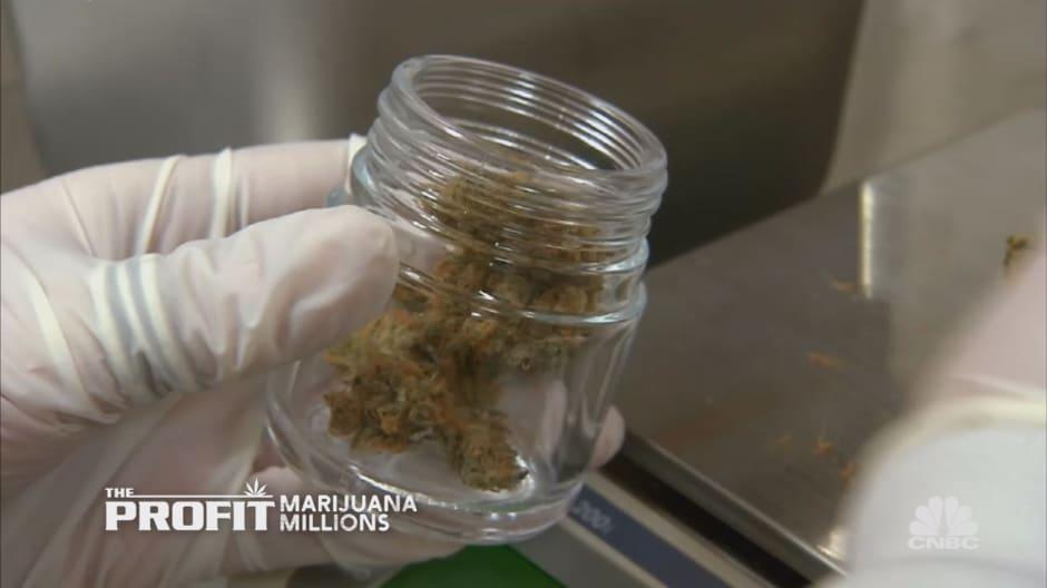 The 'Courvoisier of Cannabis'