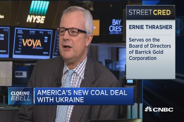 We're seeing a strong demand out of China: Xcoal CEO Ernie Thrasher