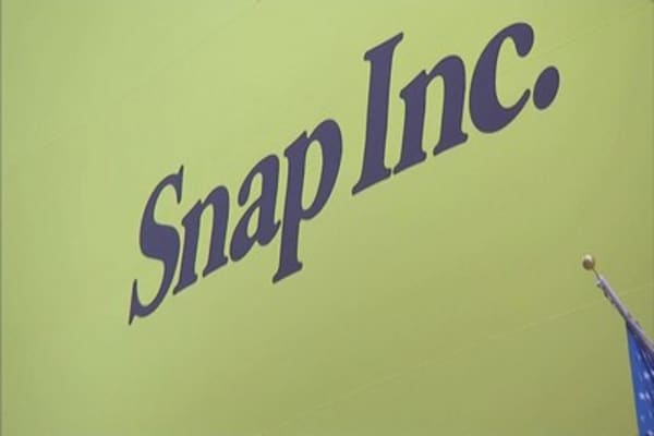 Snap shares set new all-time low as investor concerns pile up