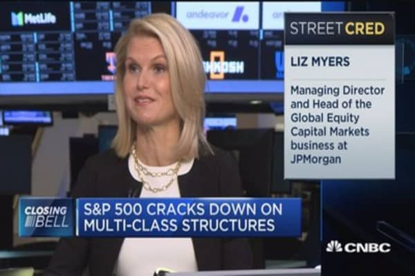 IPO market has had positive change from last year: JPMorgan's Liz Myers